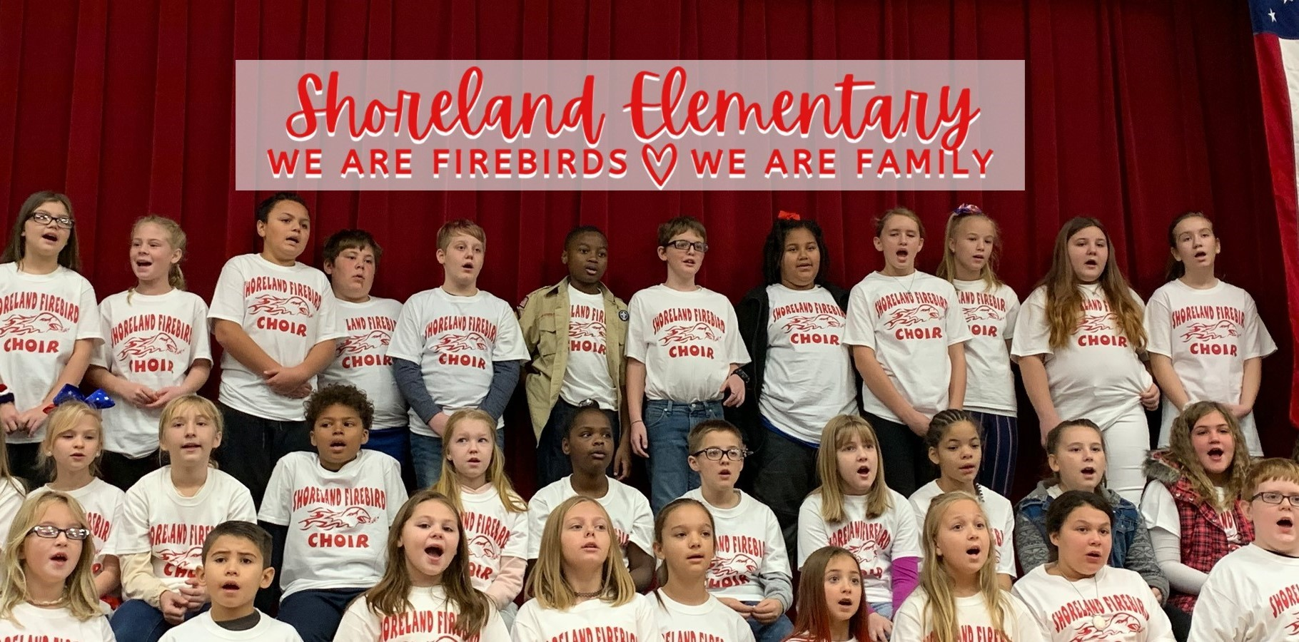 Shoreland Choir