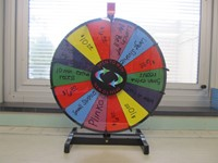 Spin the Prize Wheel