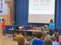 Safe Routes to School Assembly